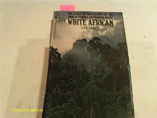 9780345235664: White African: An Early Autobiography