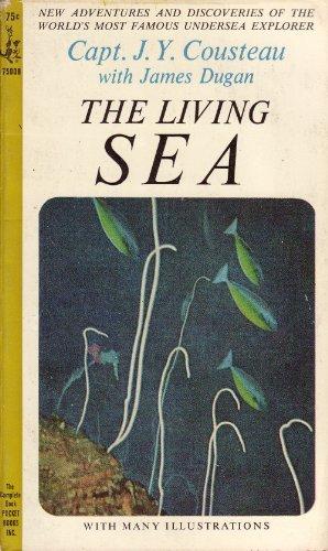 9780345236708: The Living Sea