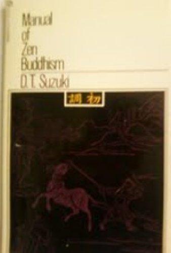 9780345237071: Manual of Zen Buddhism