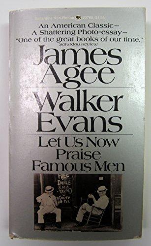 9780345237651: Let Us Now Praise Famous Men