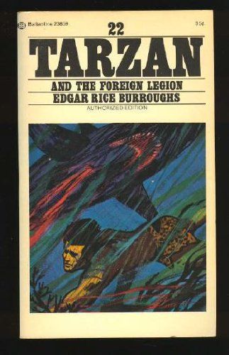 9780345238573: Tarzan and the Forbidden City