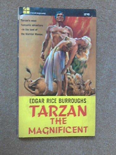 9780345238580: Tarzan The Magnificent