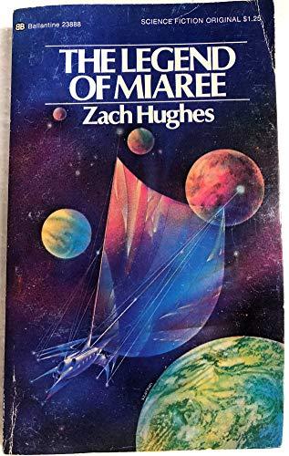 9780345238887: THE LEGEND OF MIAREE