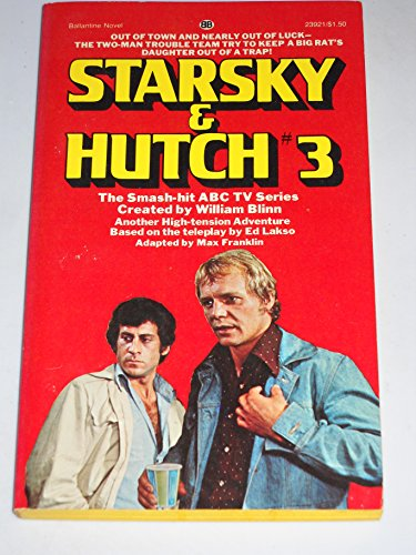 9780345239211: Starsky and Hutch #3 : Death Ride