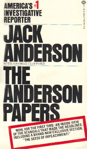 9780345239518: The Anderson Papers