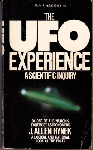 9780345239532: The UFO Experience: A Scientific Inquiry