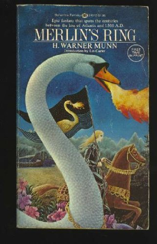 MERLIN'S RING (Ballantine fantasy): Munn, H Warner