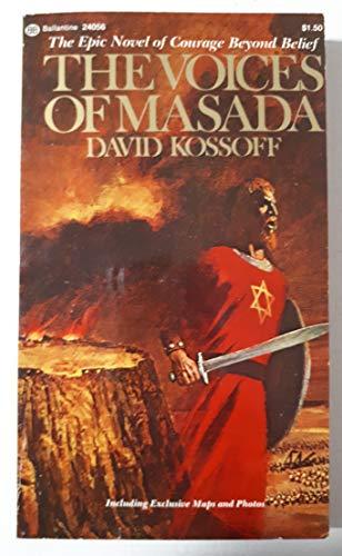9780345240569: The Voices of Masada