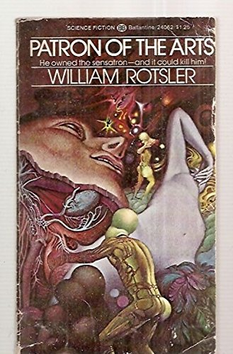 Patron of the Arts: William Rotsler