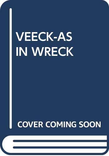9780345240866: Veeck-As in Wreck