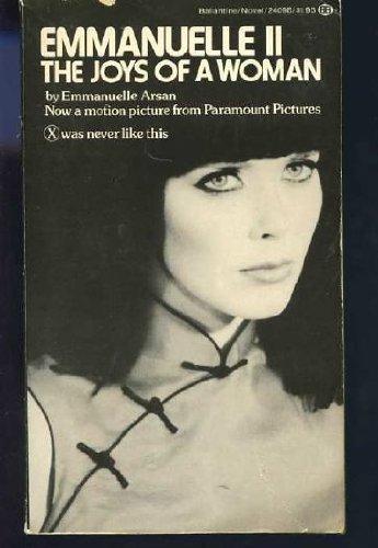 Emmanuelle II: The Joys of a Woman: Arsan, Emmanuelle