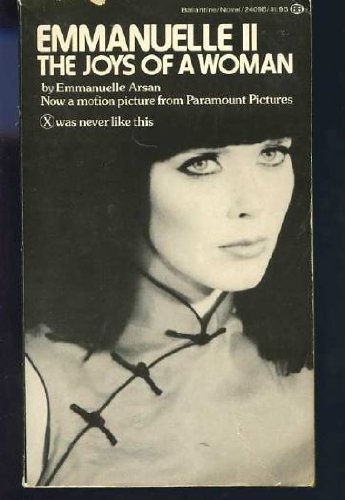 9780345240989: Emmanuelle II: The Joys of a Woman