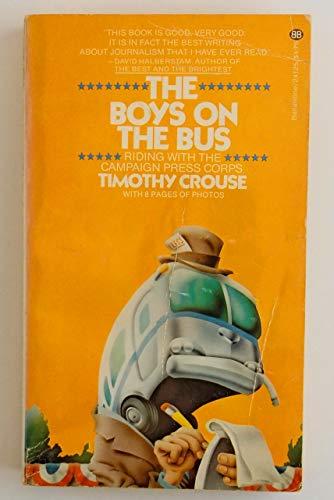 9780345241252: The Boys on the Bus