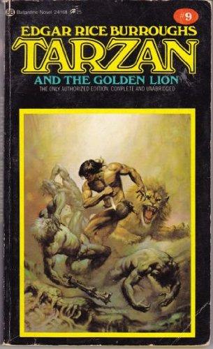 9780345241689: Tarzan and the Golden Lion