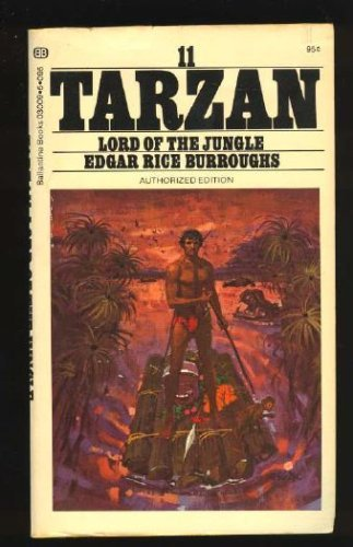 9780345241702: Tarzan, Lord of the Jungle