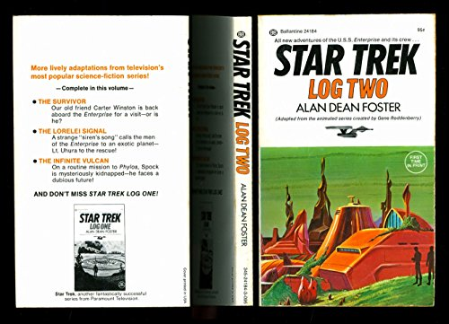 Star Trek Log Two (9780345241849) by Alan Dean Foster