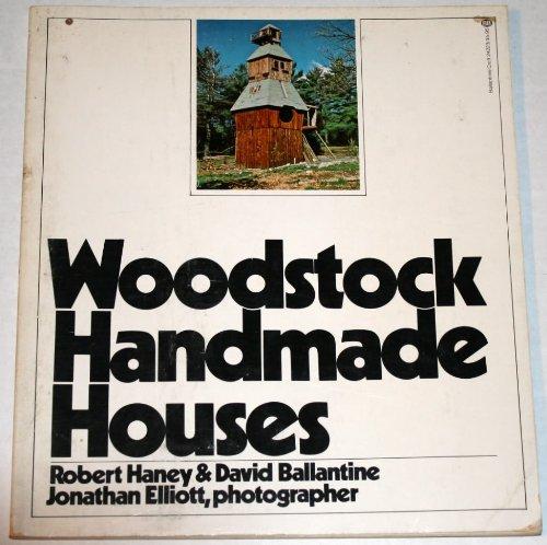 9780345242235: Woodstock Handmade Houses