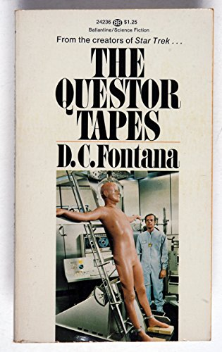 9780345242365: The Questor Tapes