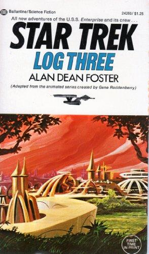 9780345242600: Star Trek Log Three