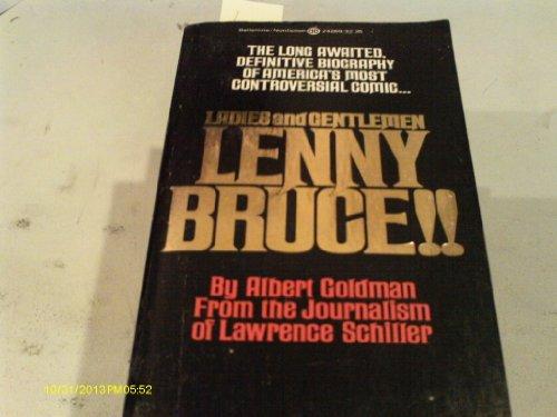 9780345242693: Ladies and Gentlemen: Lenny Bruce
