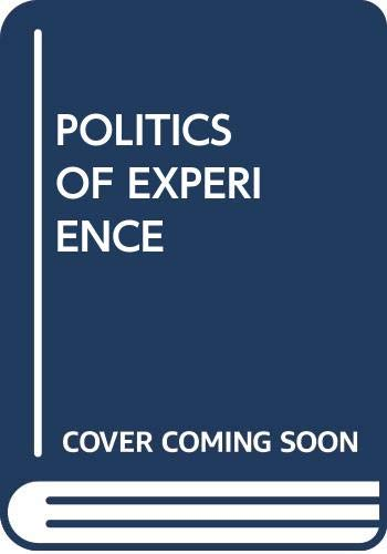 9780345243164: Politics of Experience