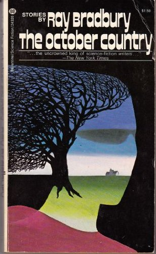 The October Country by Ray Bradbury 1974 Paperback