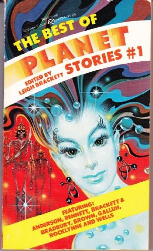 9780345243348: The Best of Planet Stories, No. 1: Strange Adventures on Other Worlds