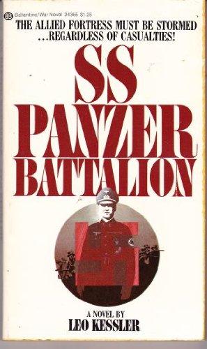 9780345243652: SS Panzer Battalion