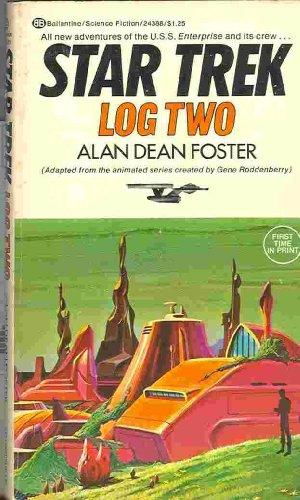 9780345243881: Star Trek Log Two
