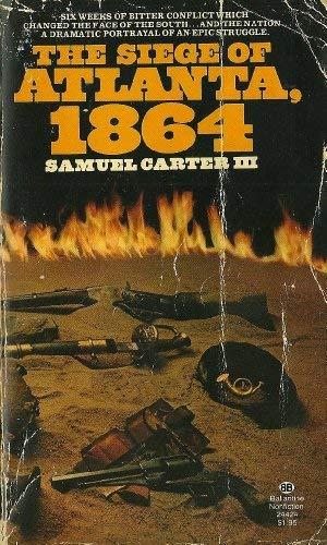 9780345244246: Siege of Atlanta 1864