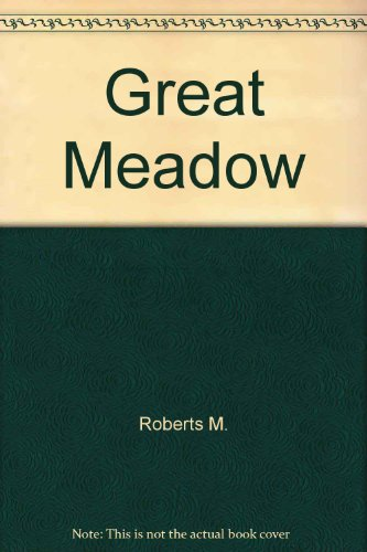 9780345244468: THE GREAT MEADOW