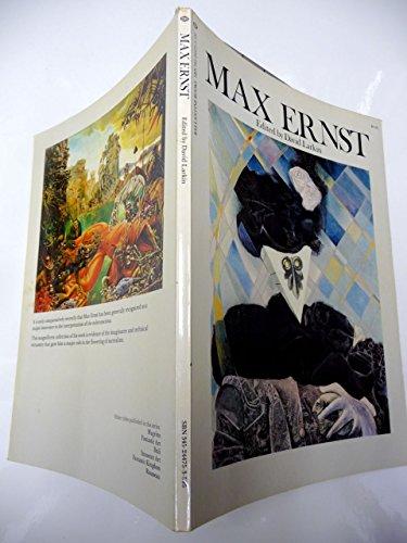 Max Ernst: Larkin, David (Editor),