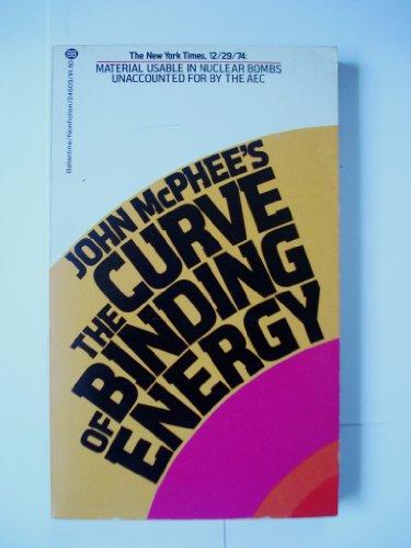 9780345245038: CURVE OF BINDING ENERGY