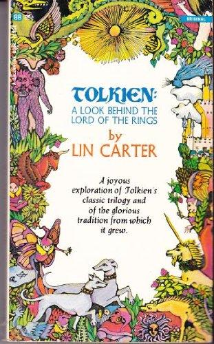 9780345245205: Tolkien: A Look Behind