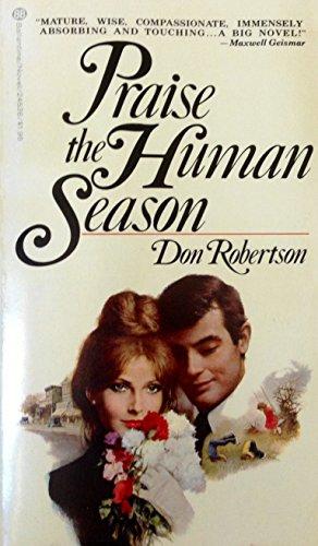 9780345245267: Praise the Human Season