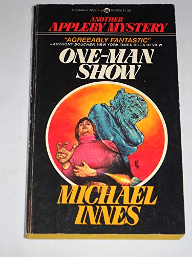 9780345245533: One man show