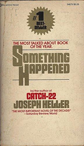 9780345245755: Something Happened