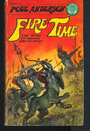 Fire Time: Poul Anderson