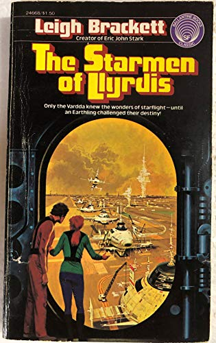 9780345246684: The Starmen of Llyrdis