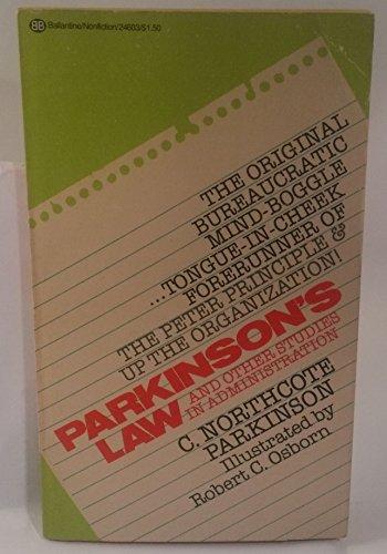 9780345246837: Parkinson's Law