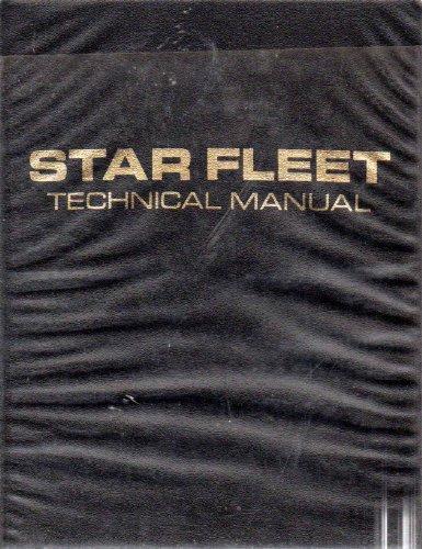 Star Fleet Technical Manual: Joseph, Franz