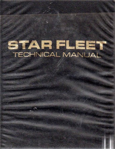 Star Trek: STAR FLEET TECHNICAL MANUAL