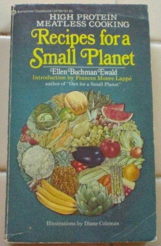 9780345247803: Recipes for a Small Planet