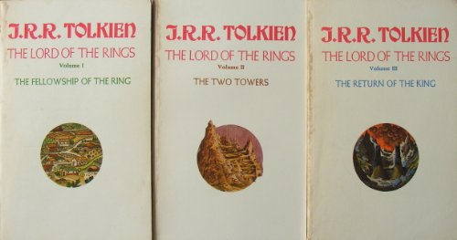 Lord of the Rings Trilogy Boxed Set: Tolkien, J. R.