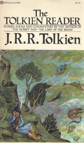 9780345248312: the tolkien reader