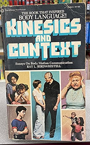 9780345248411: Title: Kinesics and Context