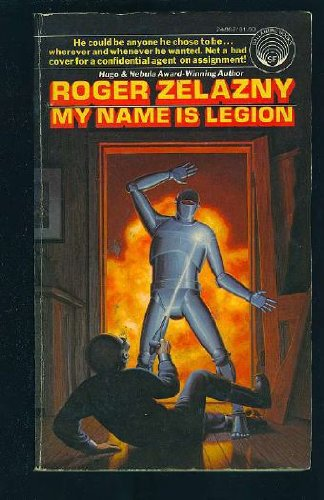 9780345248671: My Name Is Legion