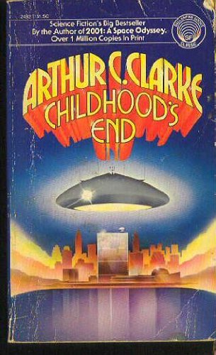 Stock image for Childhood's End for sale by The Second Reader Bookshop