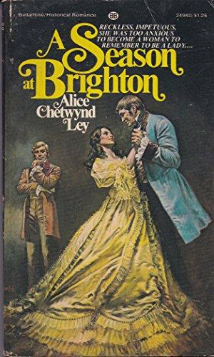 9780345249401: A Season at Brighton