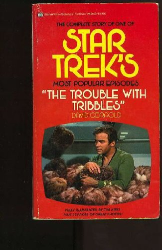 9780345249425: Trouble with Tribbles